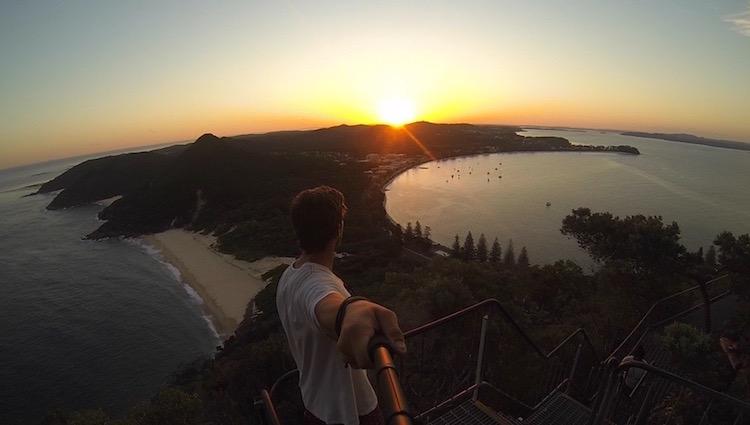 Tomaree Head Lookout Port Stephens